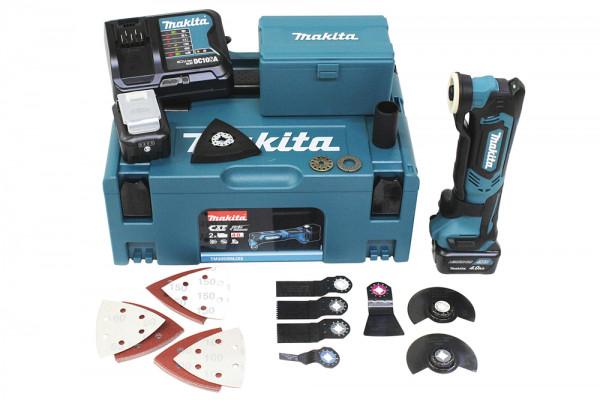 Makita TM30DSMJX5 Akku-Multifunktionswerkzeug