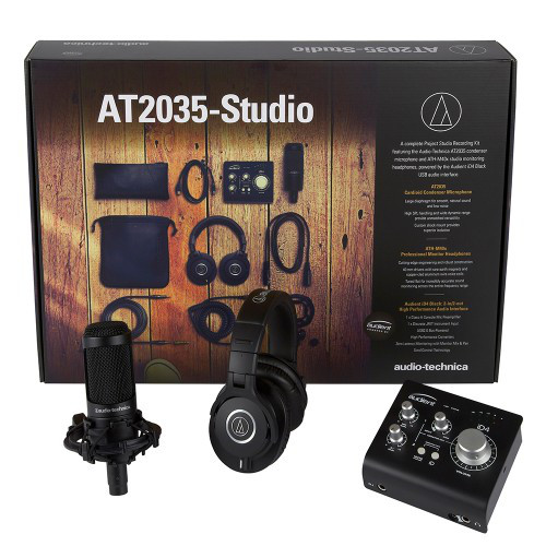 Audio Technica AT2035 - Studio