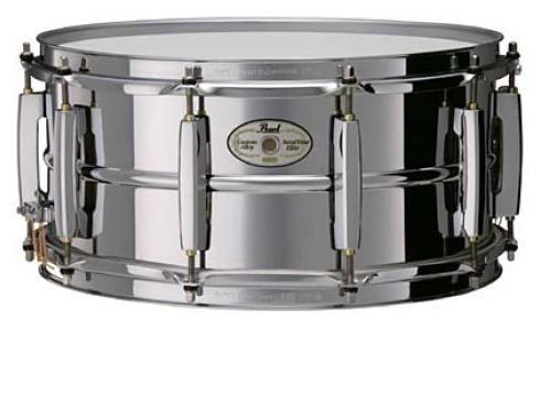 """Pearl 14""""x6,""""5 Sensitone Stahl Snare"""