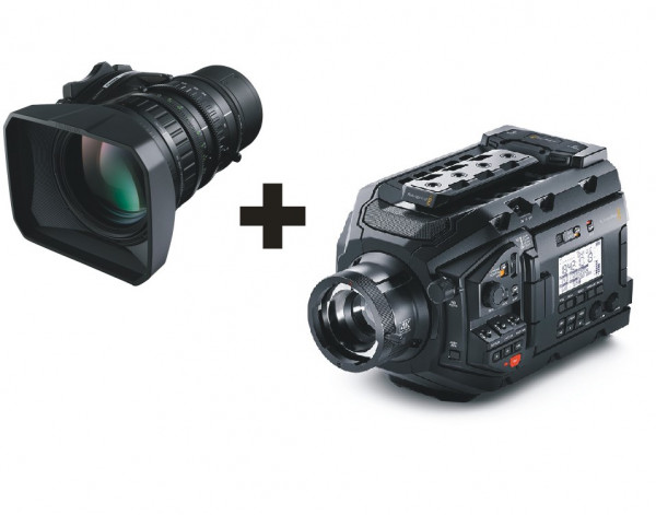 "Blackmagic Design URSA Broadcast inkl. Fujifilm 2/3""-Optik LA16x8BRM"