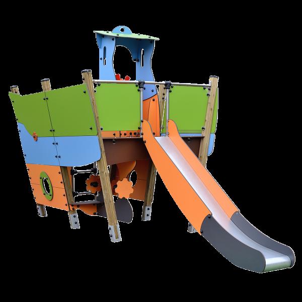 Klettergerüst (Platzhalter)