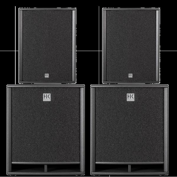HK Audio Premium Pr:o Set 15D/18A