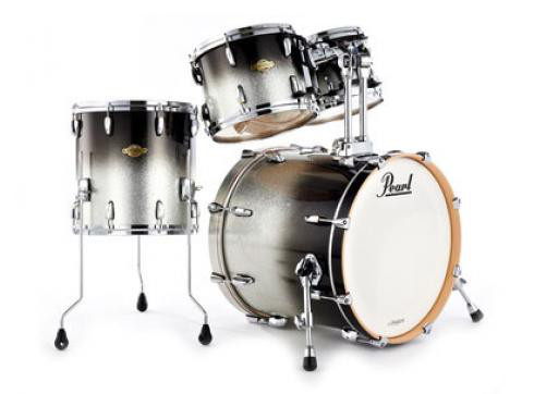 Pearl MCX FUSION SET BLACK SPARKLE