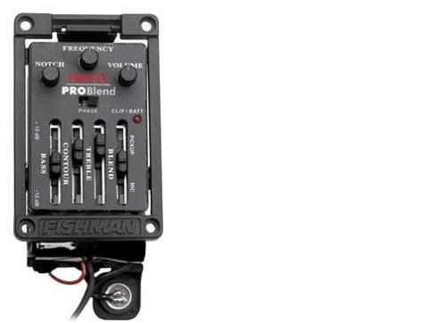 Fishman Prefix Stereo Onboard Blender