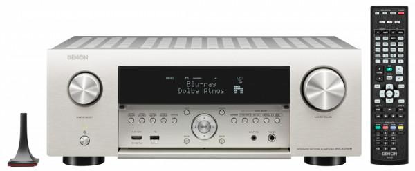 Denon AV Amplifier AVC-X 4700H Silber