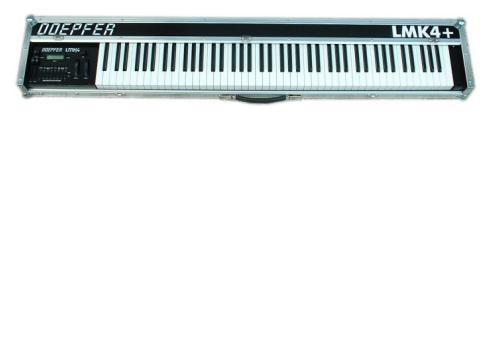 Doepfer LMK4+ 88T/GH Masterkeyboard black