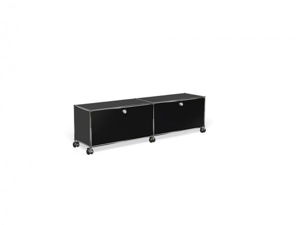 USM Haller TV-/Hi-Fi-Möbel B2