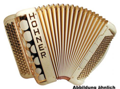 Hohner Fun Top 120 B-Griff