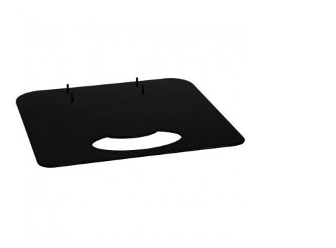 Zomo Pro Stand Baseplate Farbe: schwarz