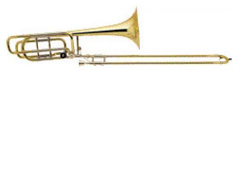 Bach LT 50B3L0 Bb/F/Gb-Bassposaune