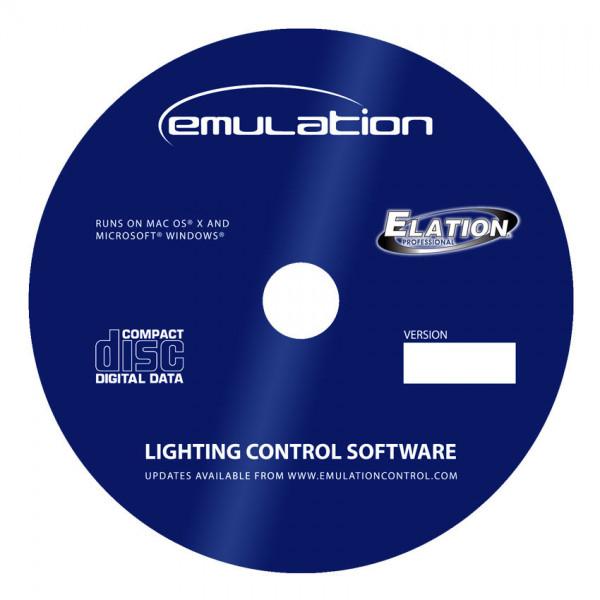 Elation Emulation - PC Mac Software