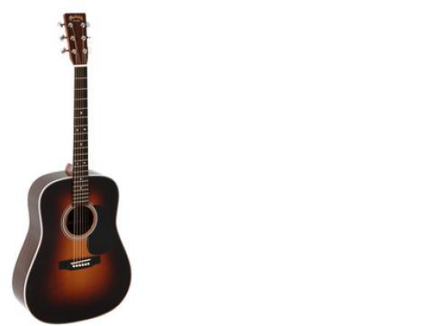Martin Guitars HD-28 Sunburst