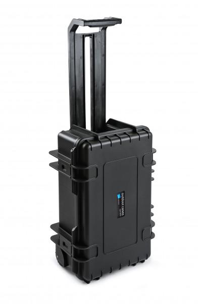 B&W Outdoor Case 6600 Foam black